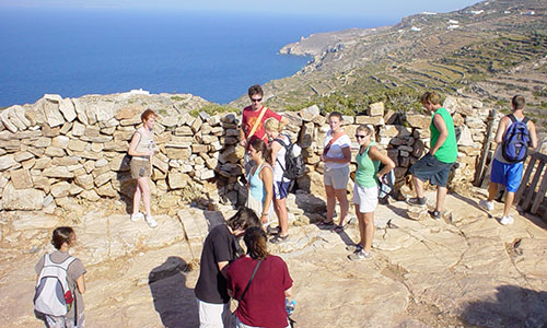 Guided tours in Sifnos