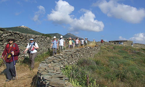Trekking tours in Sifnos